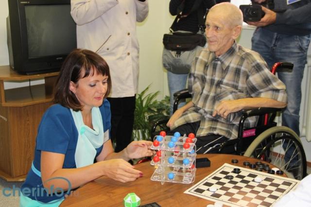 В деревне Коротово открыли психиатрическое отделение для пожилых людей